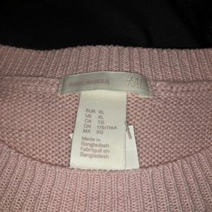 H&M Tops - H&M knitted long sleeve